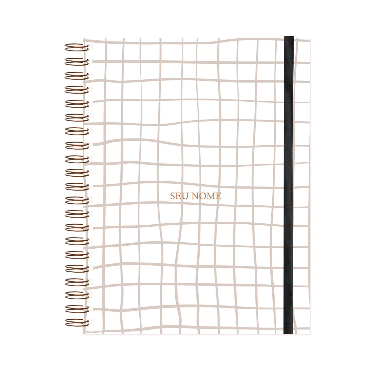 Caderno Colegial Lina