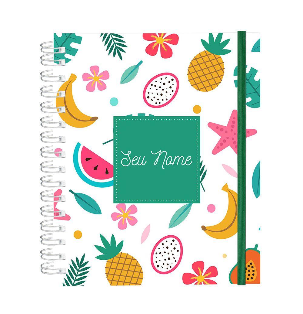 Caderno Fruits