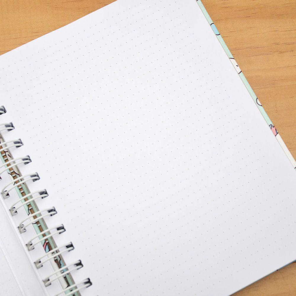 Caderno Lavanda