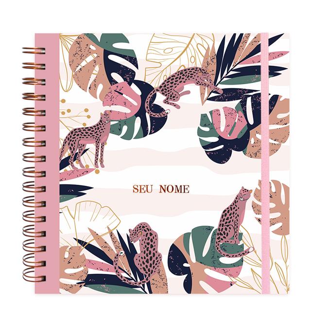 Caderno Médio Gaia