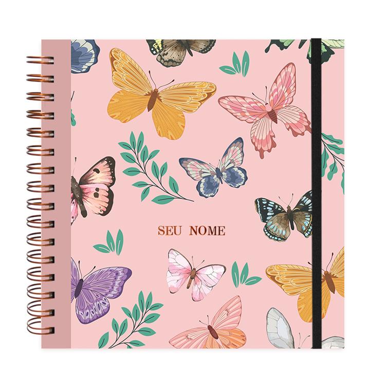 Caderno Médio Helena