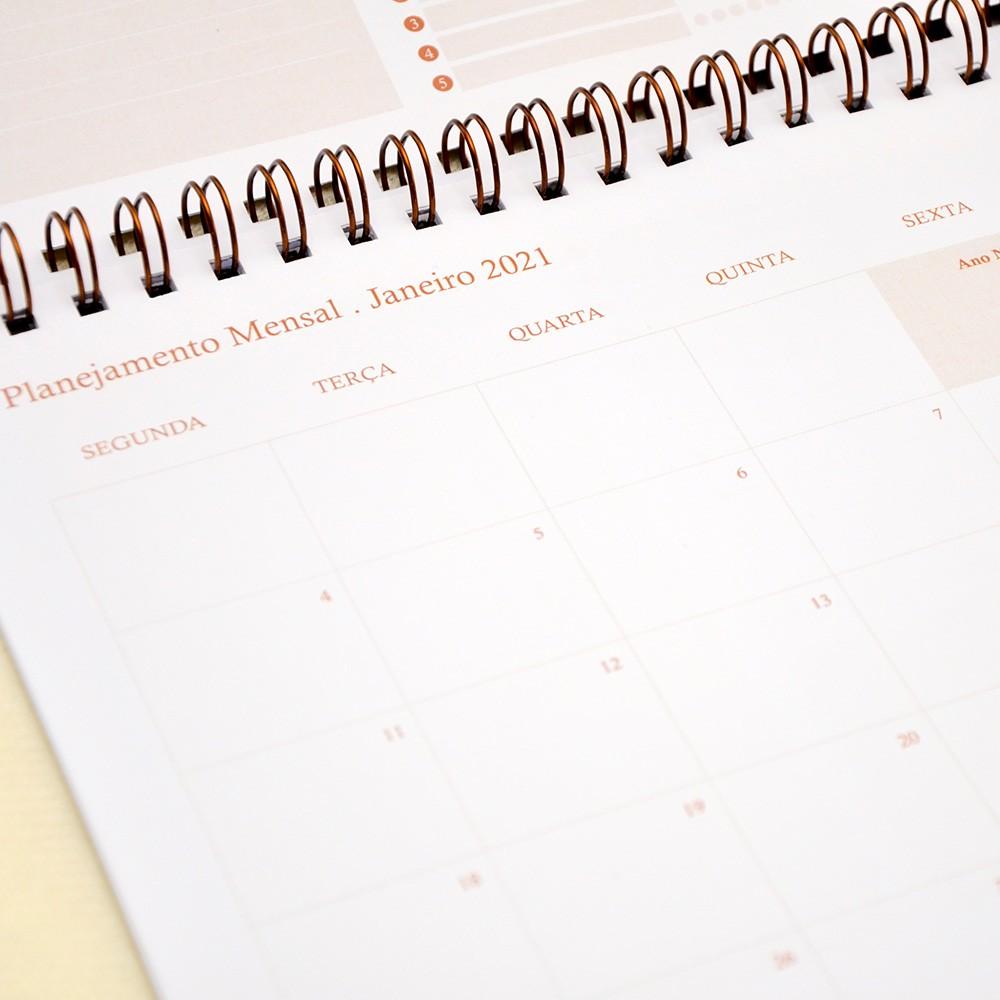 Calendário de Parede Lis