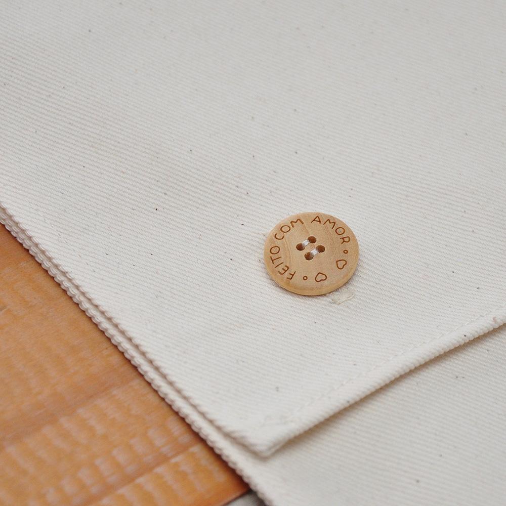Envelope em Tecido