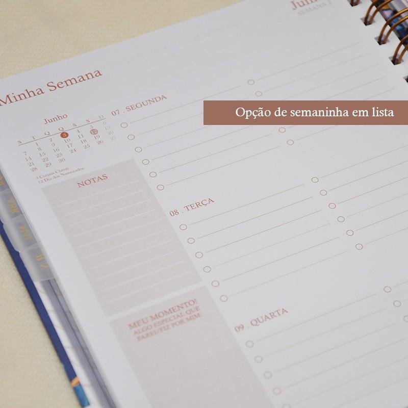 Planner Datado Catarina