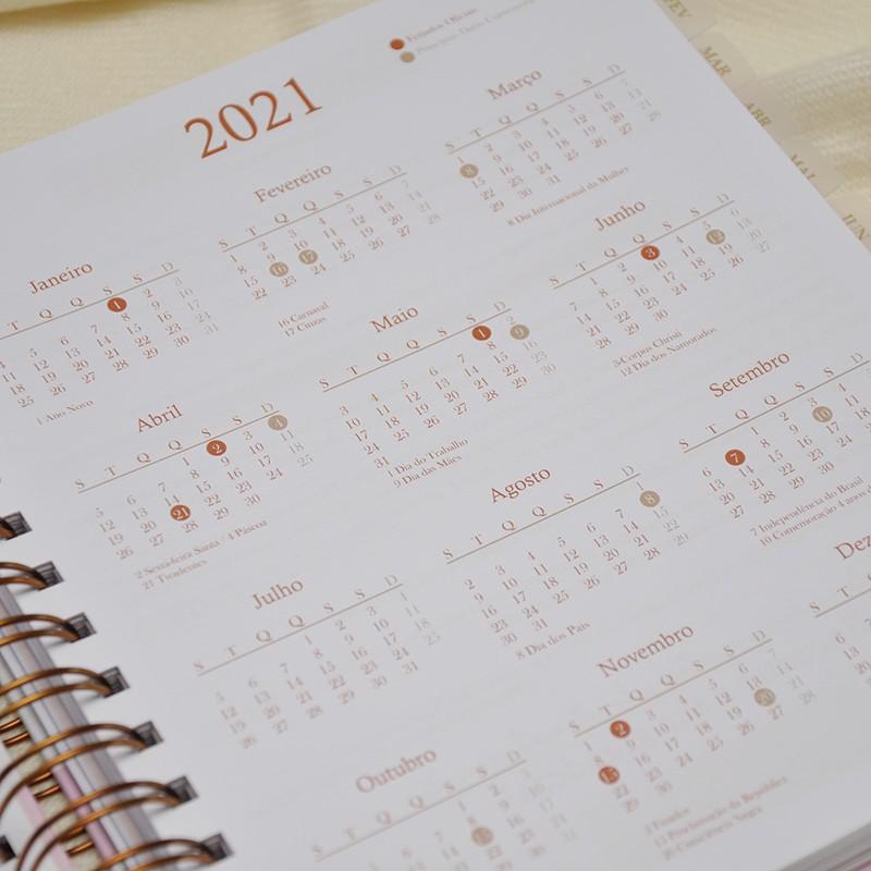 Planner 2021 Clarice
