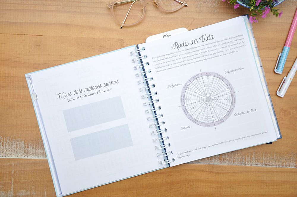Planner Candy Roses
