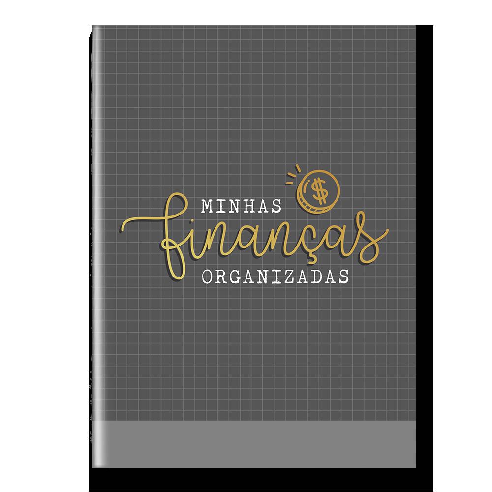 Planner Financeiro - capa cinza
