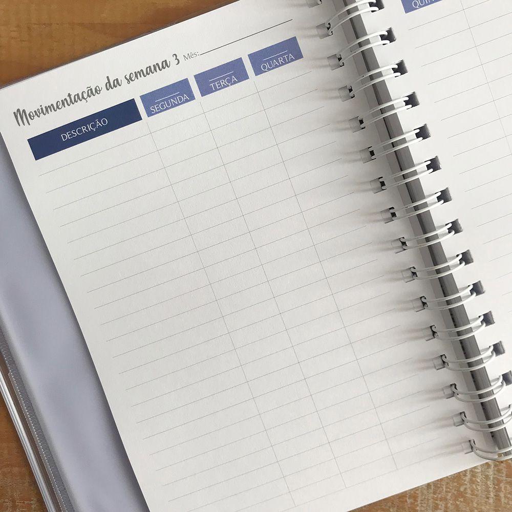 Planner Financeiro Life