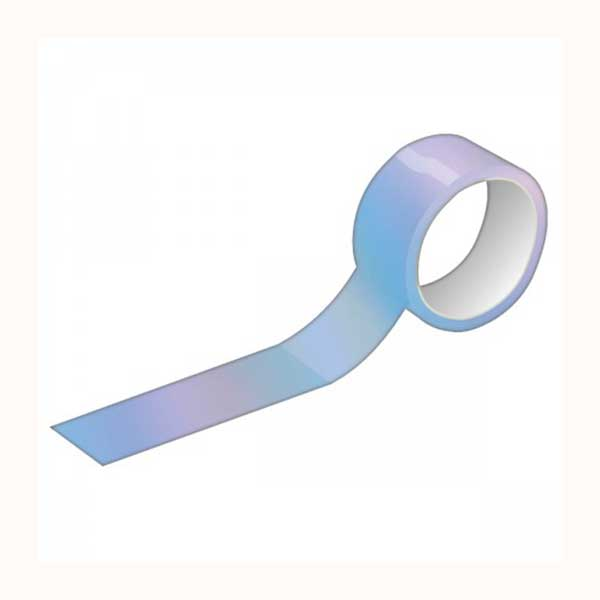 Washi tape holográfica Azul