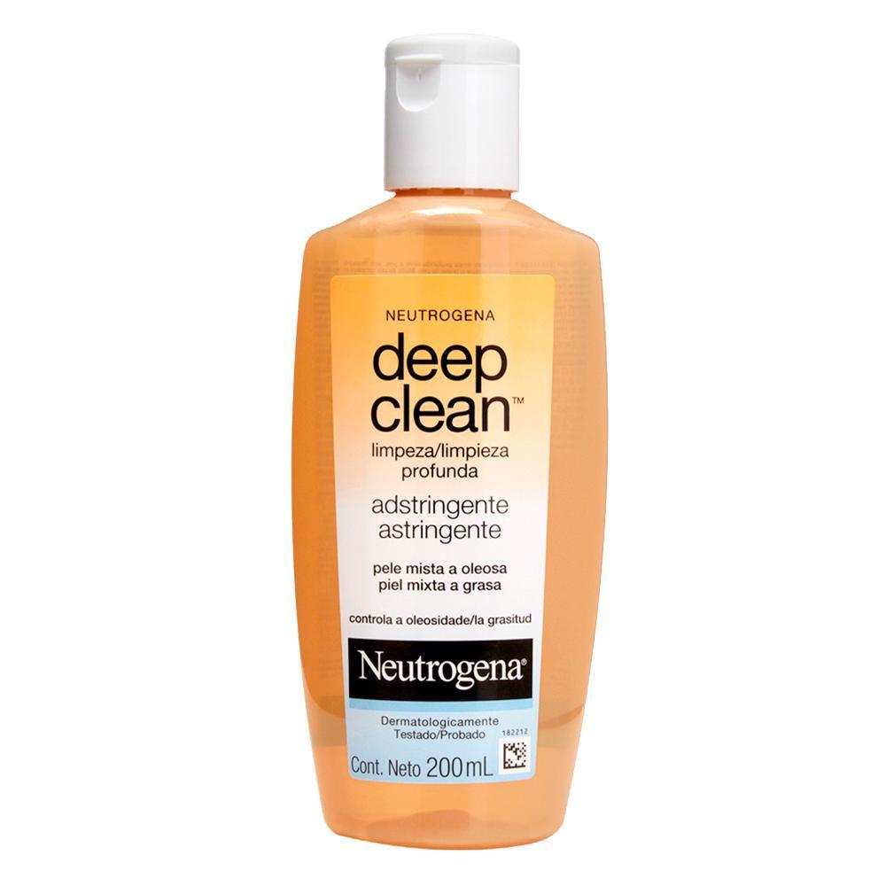 Adstringente Neutrogena Deep Clean 200mL