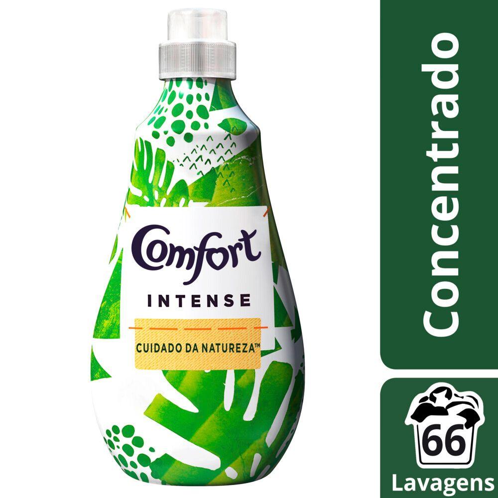 Amaciante Concentrado Intense Comfort Cuidado da Natureza 1.5L