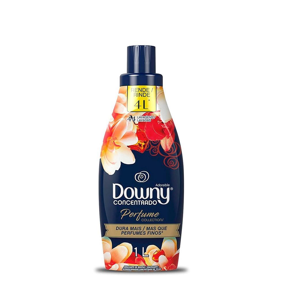 Amaciante Concentrado Perfume Collections Downy Adorable - 1L