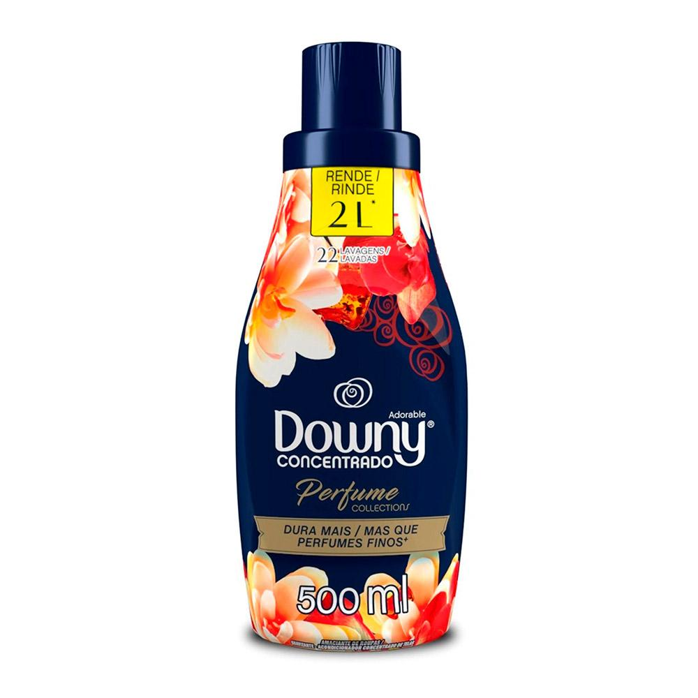 Amaciante Concentrado Perfume Collections Downy Adorable - 500 ml