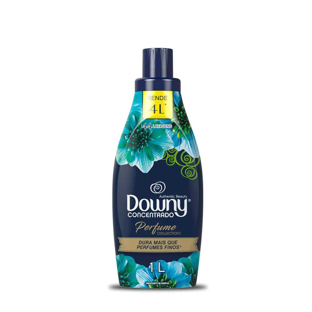 Amaciante Concentrado Perfume Collections Downy Authentic Beauty - 1L