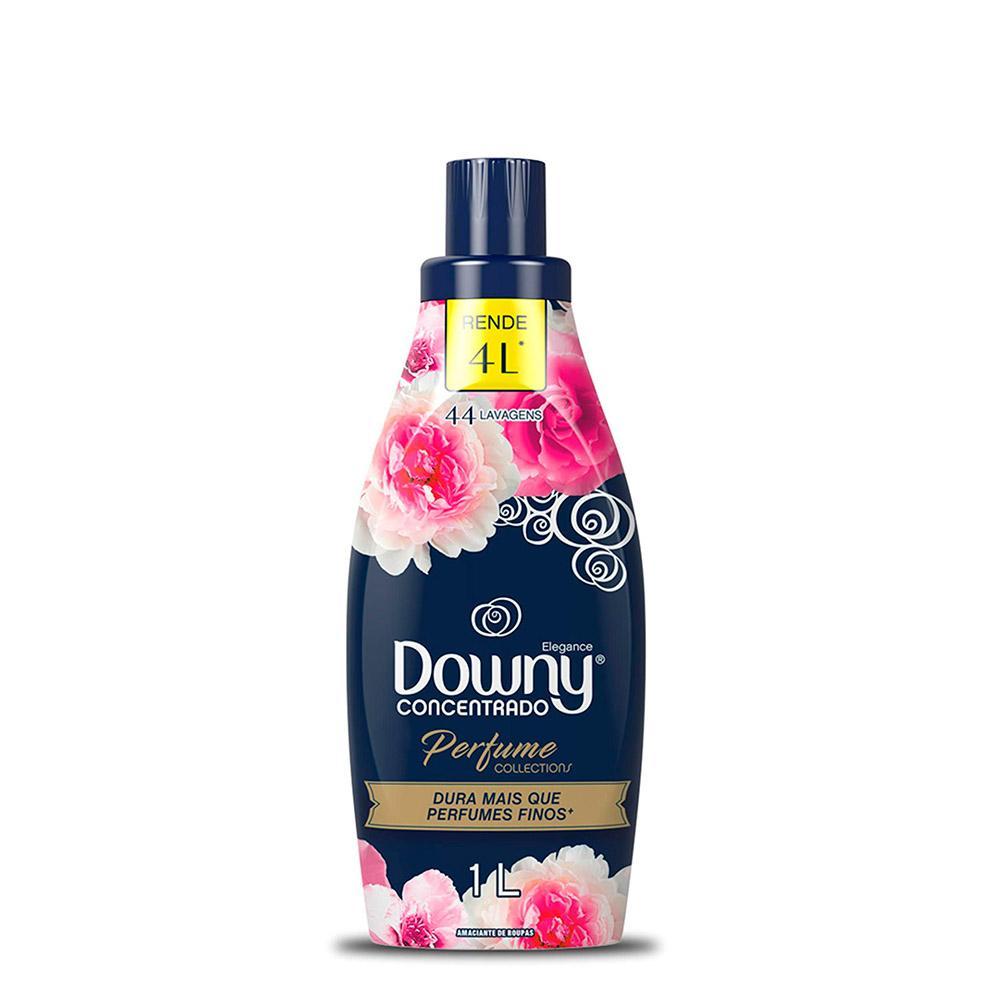 Amaciante Concentrado Perfume Collections Downy Elegance - 1L