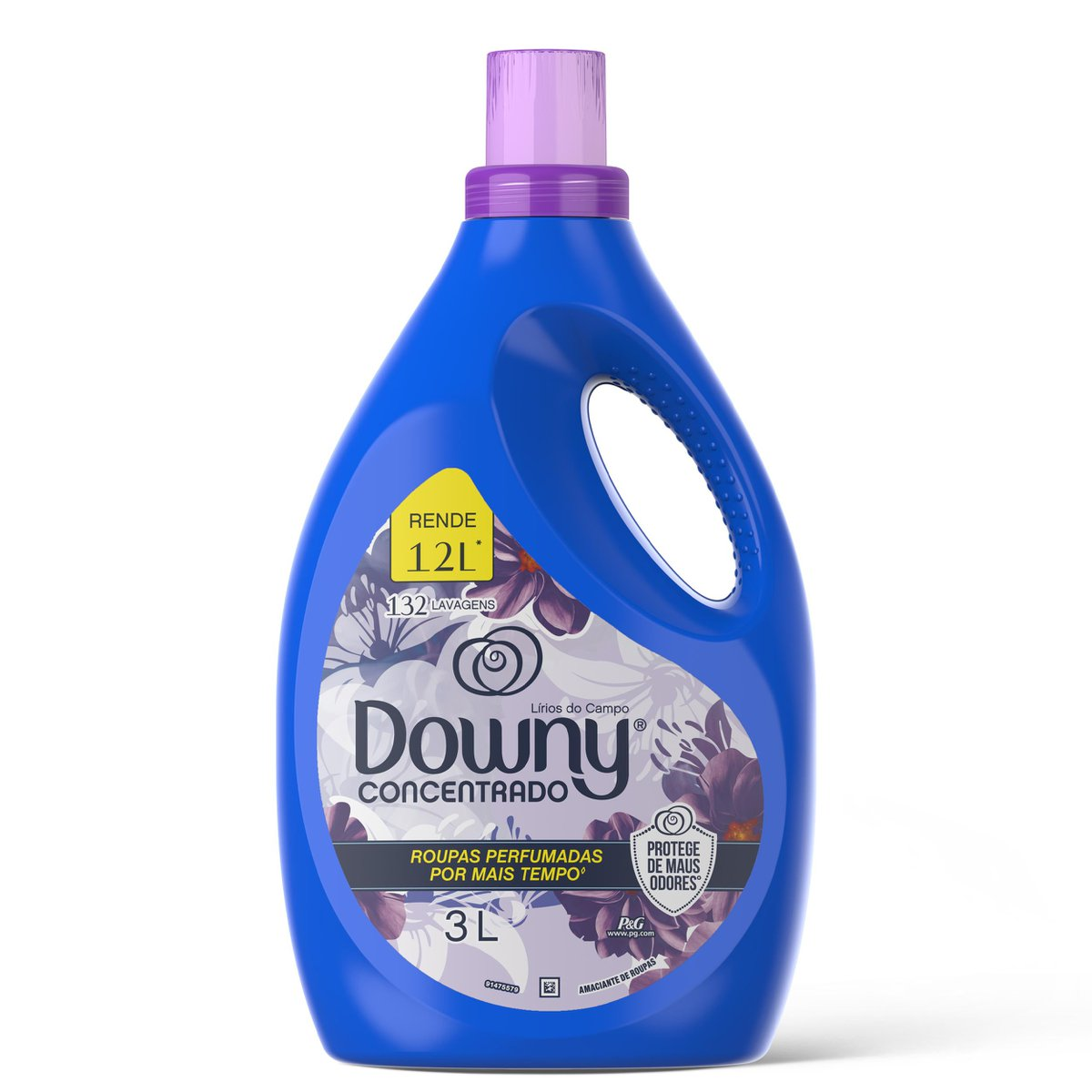 Amaciante Downy Concentrado Lírios do Campo 3L