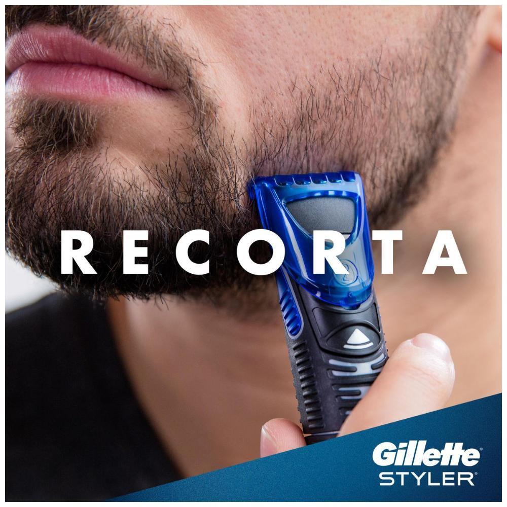 Aparelho de Barbear Gillette Proglide Styler + Necessaire