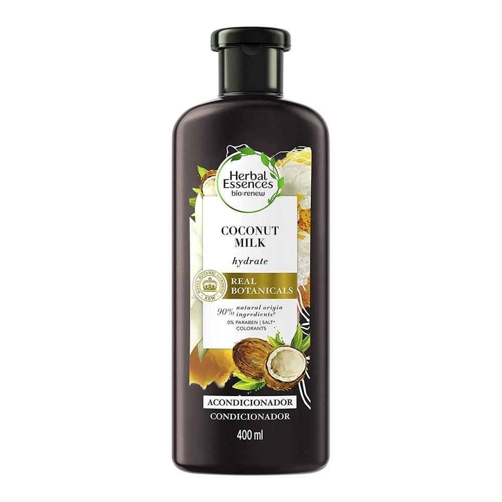 Condicionador Herbal Essences Bio Renew Leite de Coco 400ml