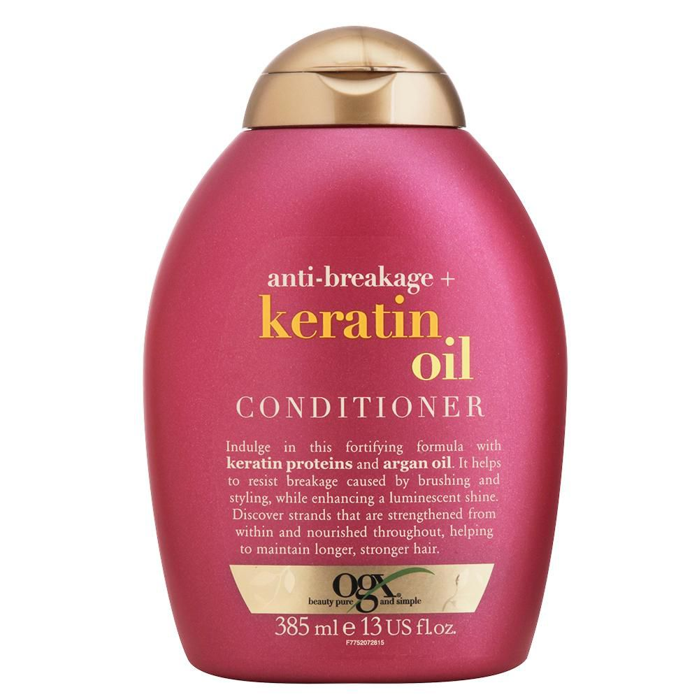 Condicionador OGX Keratin Oil 385mL