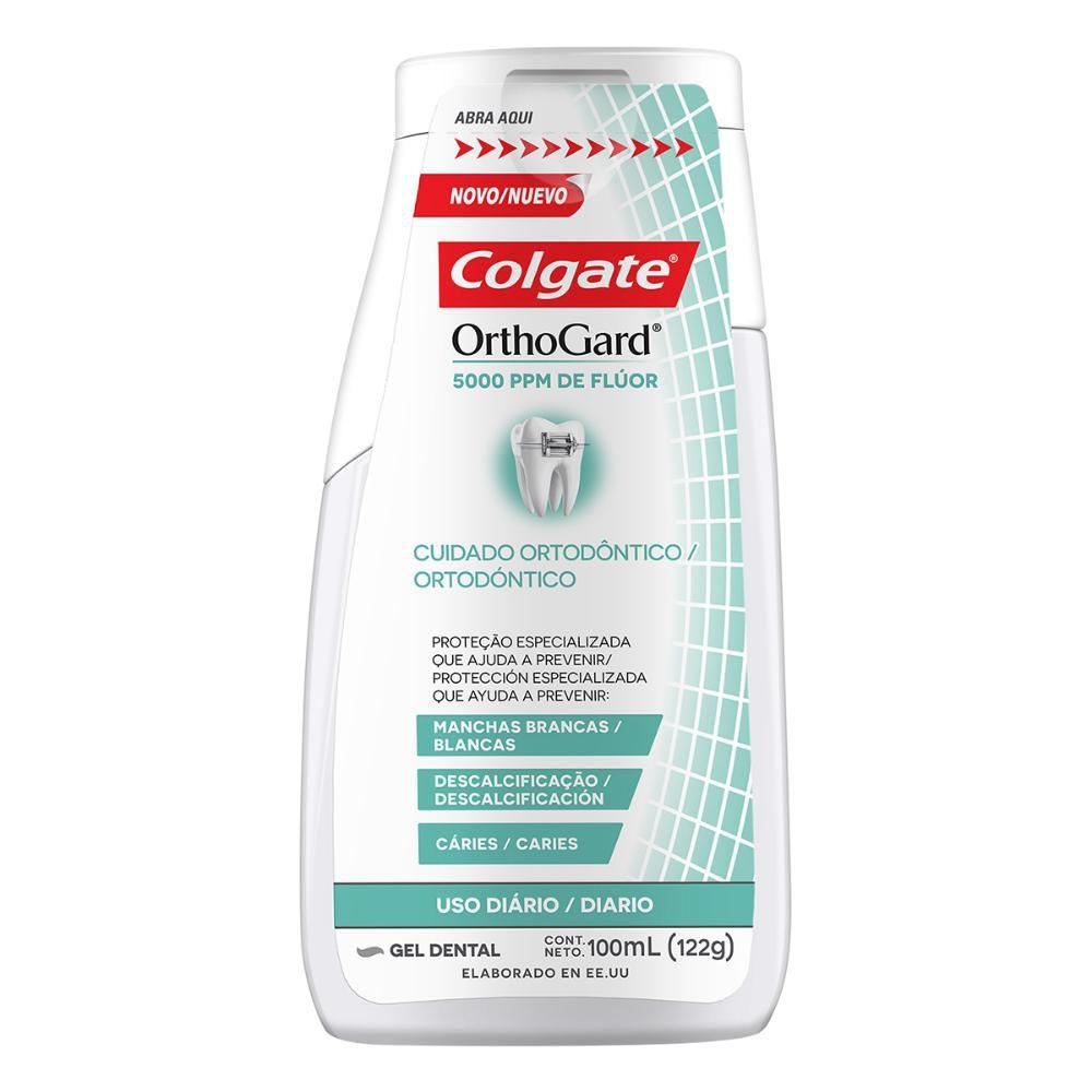 Creme Dental Colgate OrthoGard 100ml