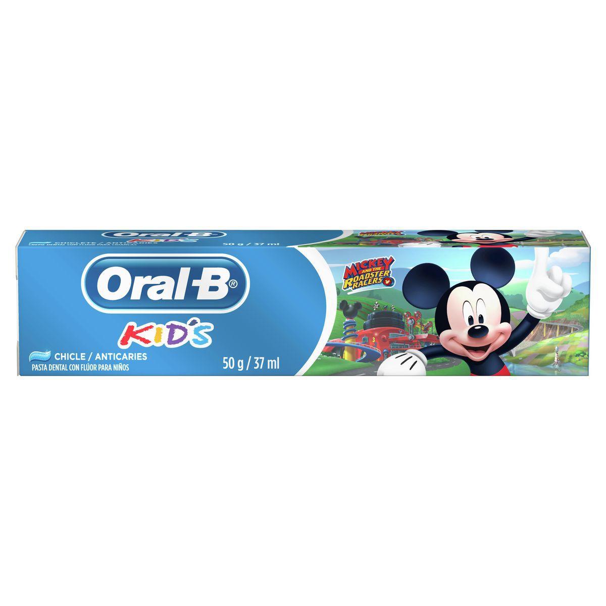 Creme Dental Oral-B Kids Mickey 50g