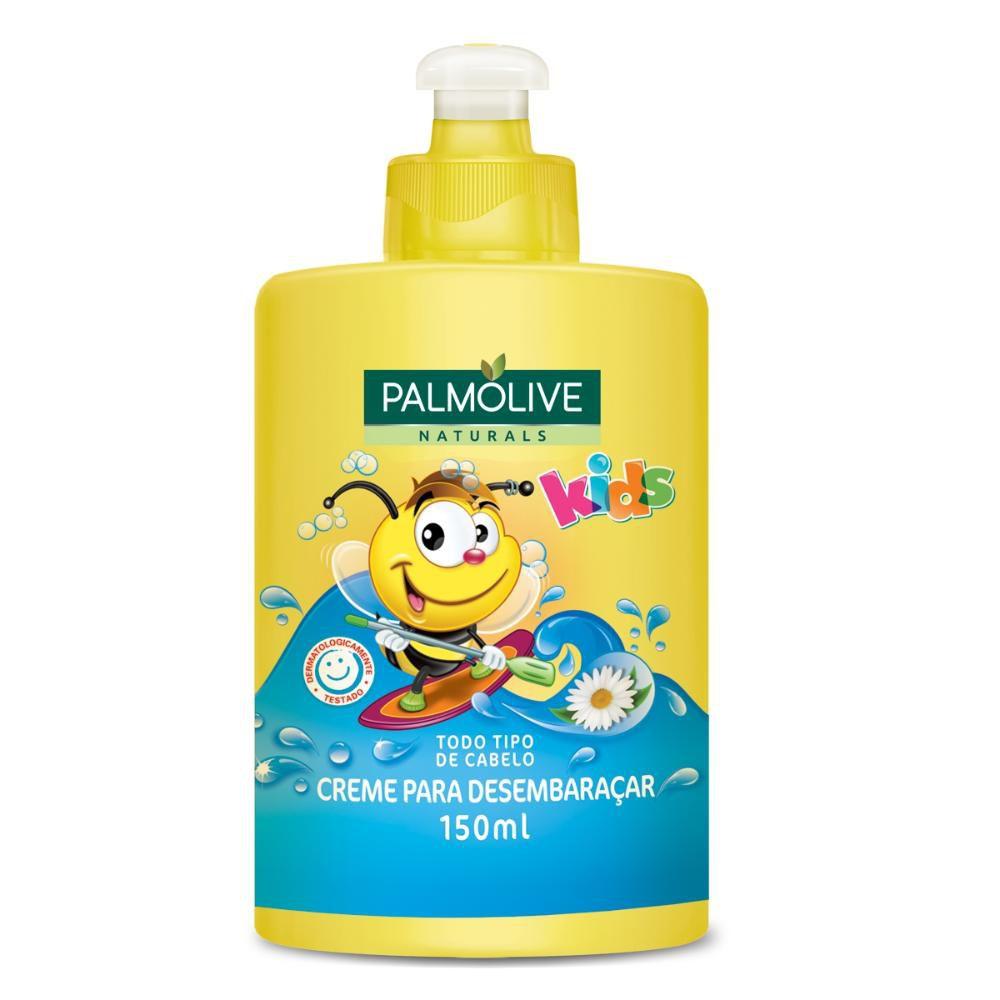 Creme para Pentear Palmolive Naturals Kids Todo Tipo de Cabelo 150ml