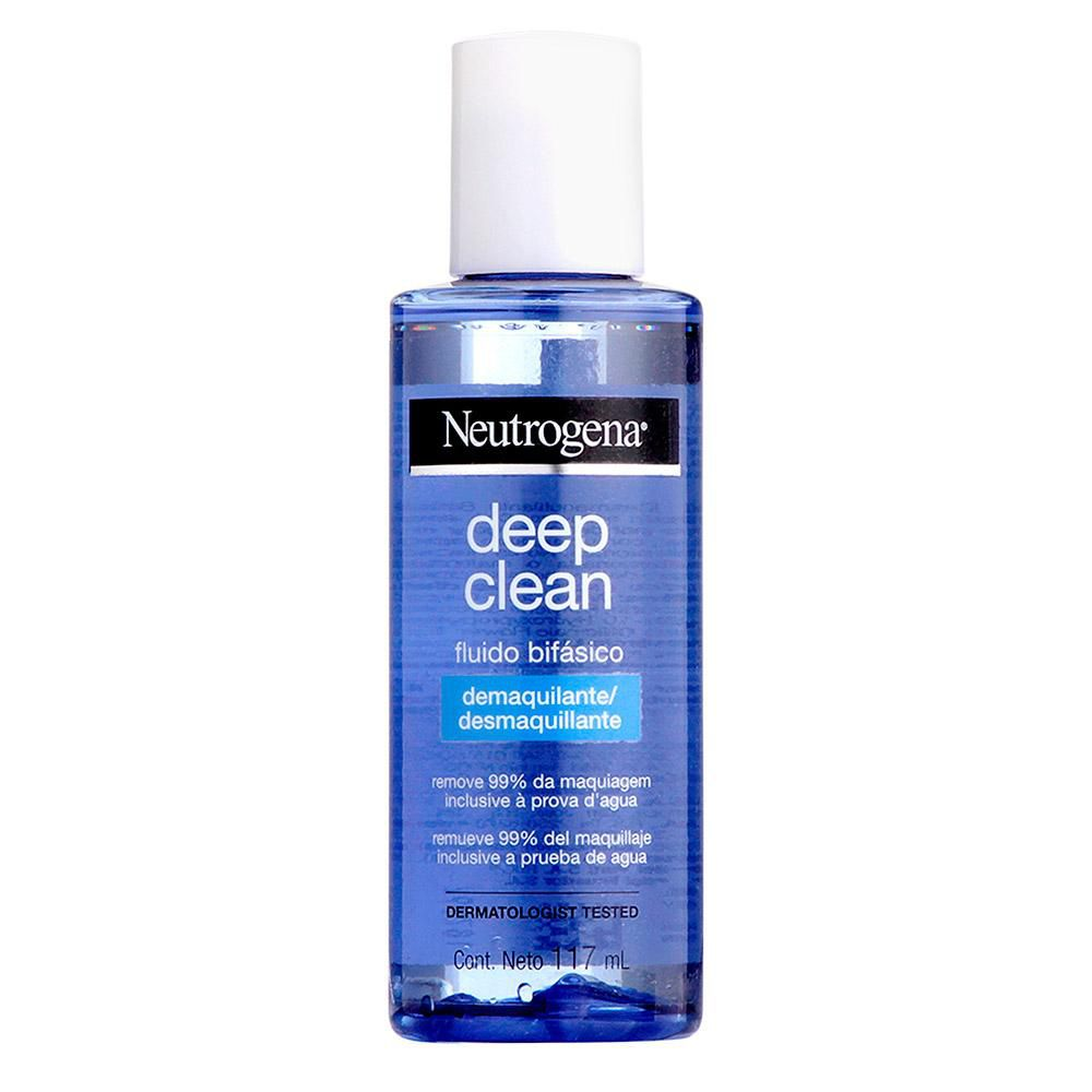 Demaquilante Neutrogena Deep Clean 117mL