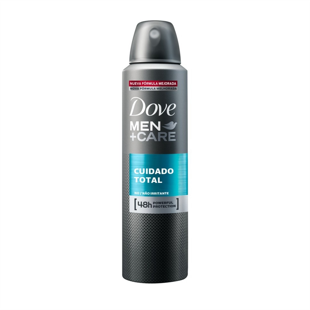 Desodorante Dove Men+Care Antitranspirante Aerossol Clean Comfort 150ml
