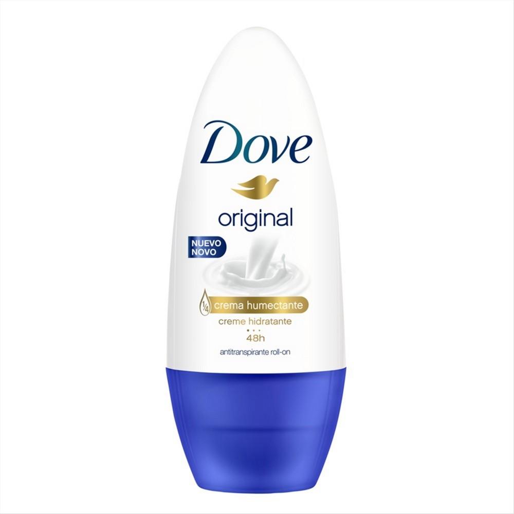 Desodorante Dove Antitranspirante Roll On Original 50ml