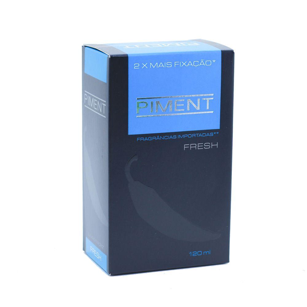 Desodorante Corporal Piment Fresh 120ml