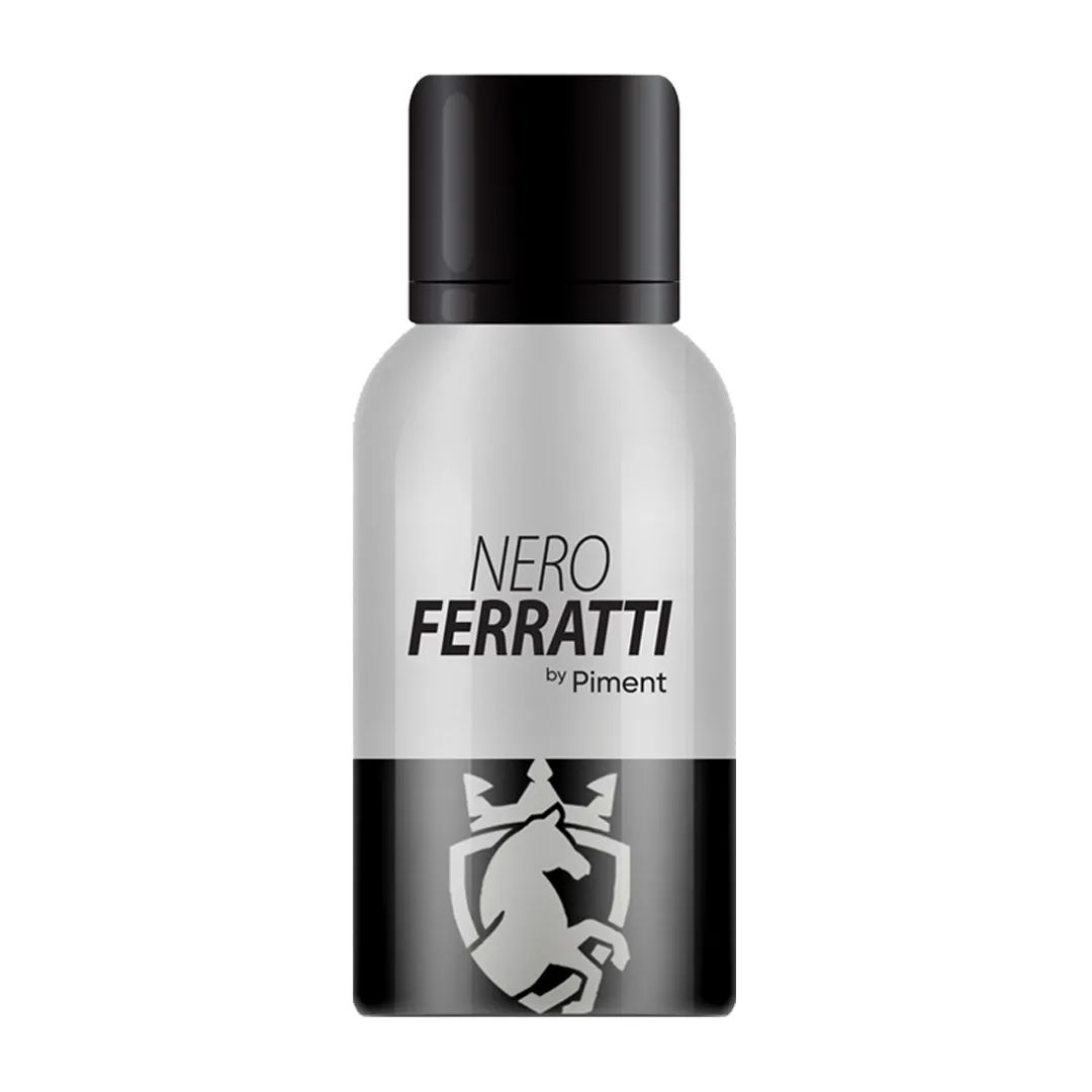Desodorante Corporal  Piment Nero Ferratti 120ml