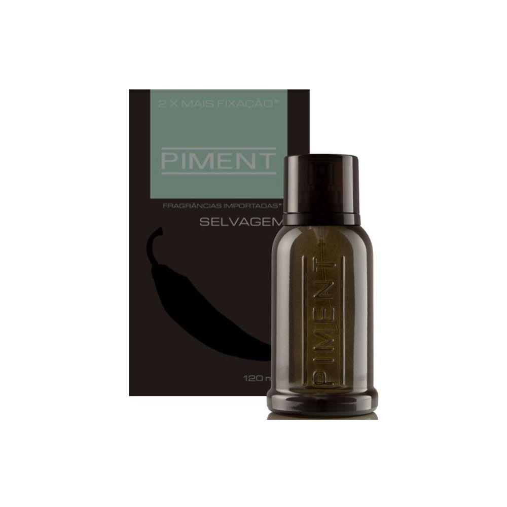 Desodorante Corporal Piment Selvagem Color 120ml