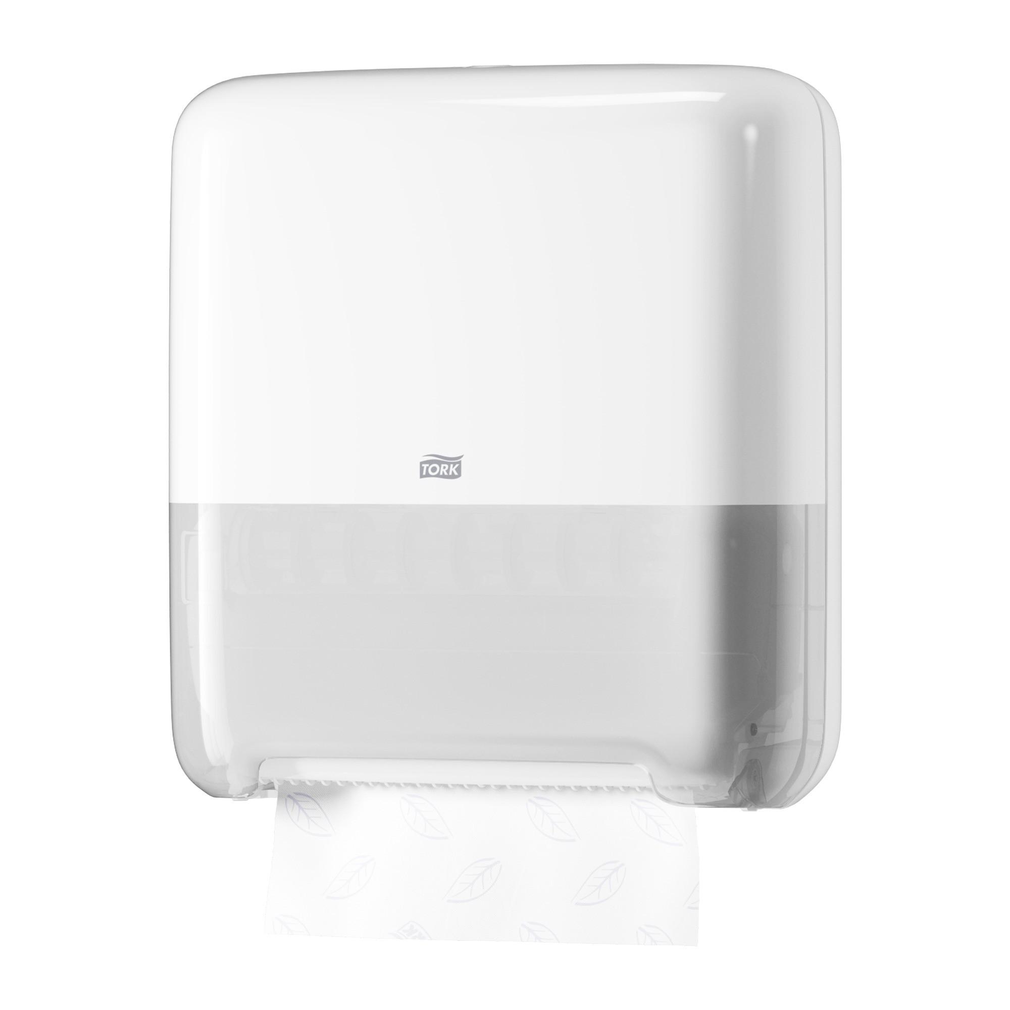 Dispenser Tork para Papel Toalha Rolo Matic Branco H1