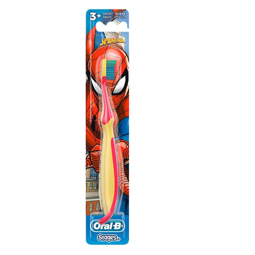 Escova Dental Oral-B Stages Spiderman