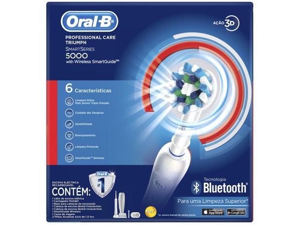 Escova Elétrica Oral-B Professional Care 5000 D34 110V