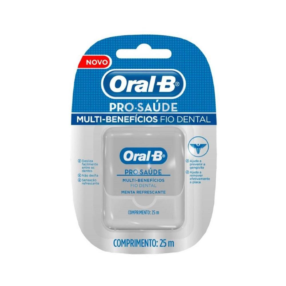 Fio Dental Oral-B Pro Saúde 25m