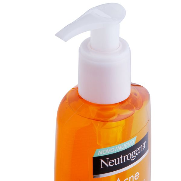 Gel de Limpeza Facial Neutrogena Acne Proofing 200mL