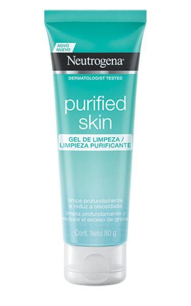 Gel de Limpeza Facial Neutrogena Purified Skin 80g