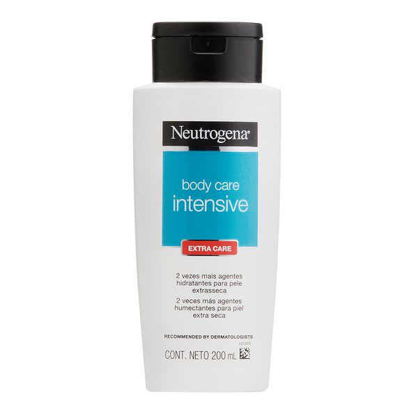 Hidratante Corporal Neutrogena Body Care Intensive Extra Care 200mL