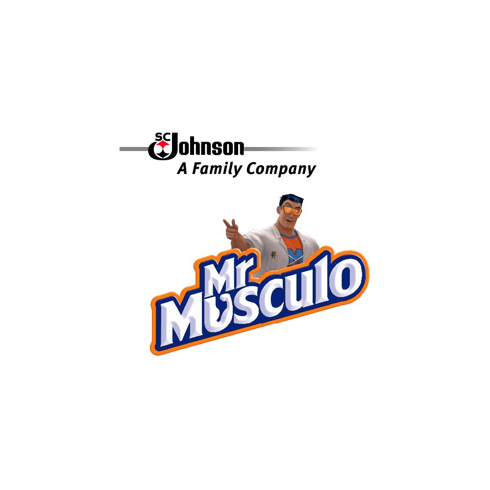 Kit 3 Desinfetante Mr Músculo Uso Geral sem Cloro 500ml