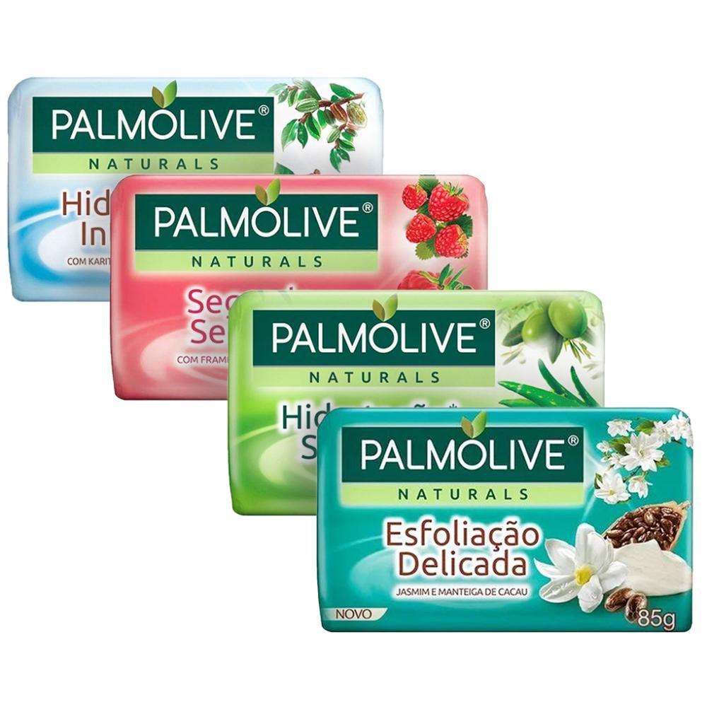 Kit fragrâncias preferidas - Palmolive Naturals