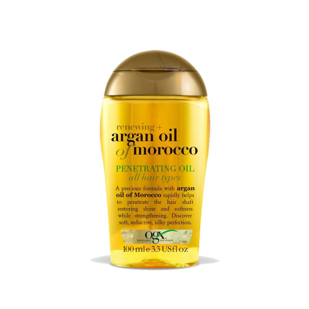 Óleo Capilar OGX Argan Oil of Morocco Penetrating Oil 100mL