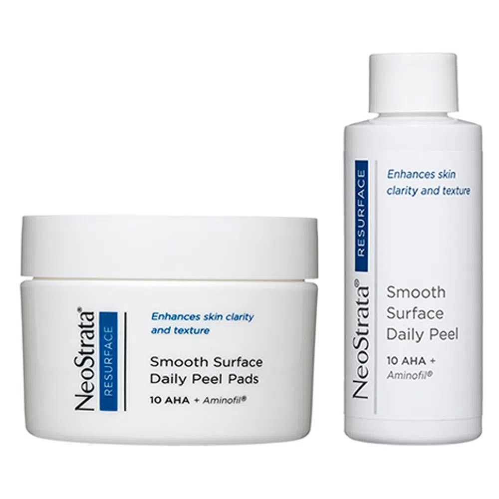 Peeling Anti-idade Neostrata Smooth Surface Daily Peel Pads 60ml