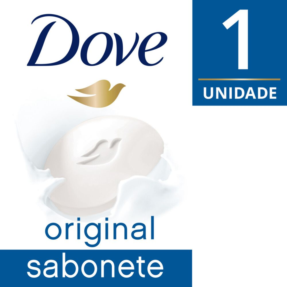 Sabonete Barra Dove Original 90g
