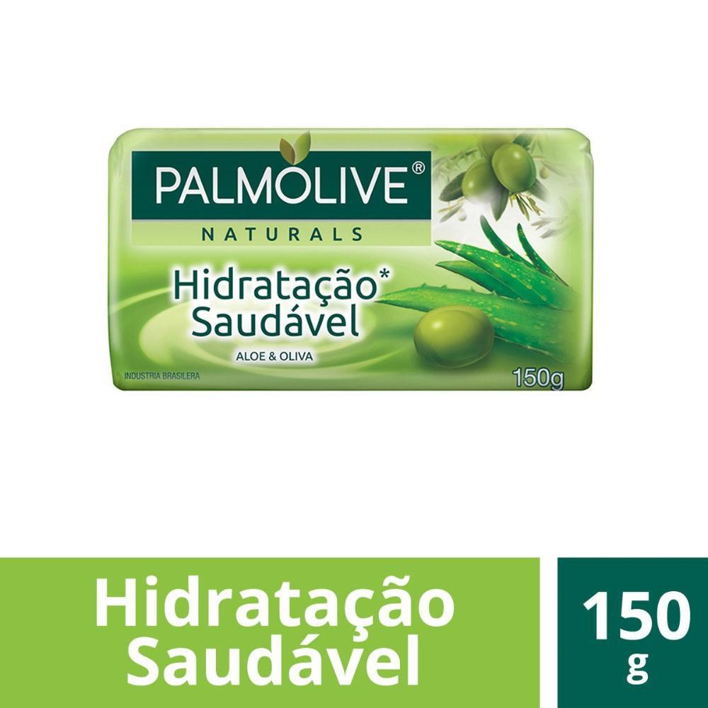 Sabonete em Barra Palmolive Naturals Hidratação Saudável 150g