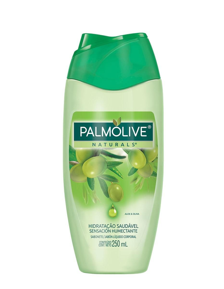 Sabonete Líquido Palmolive Naturals Hidratação Saudável 250mL