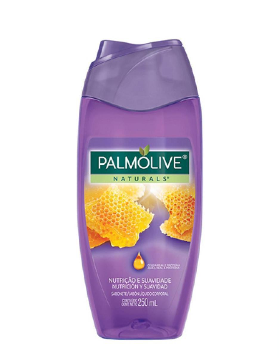 Sabonete Líquido Palmolive Naturals Nutrição & Suavidade 250mL