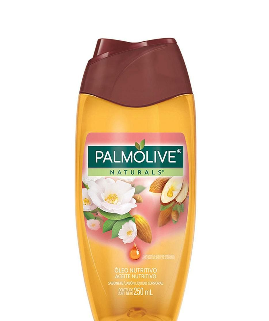 Sabonete Líquido Palmolive Naturals Óleo Nutritivo 250mL
