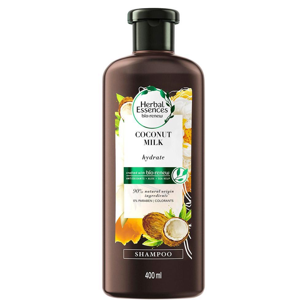 Shampoo Herbal Essences Bio Renew Leite de Coco 400ml