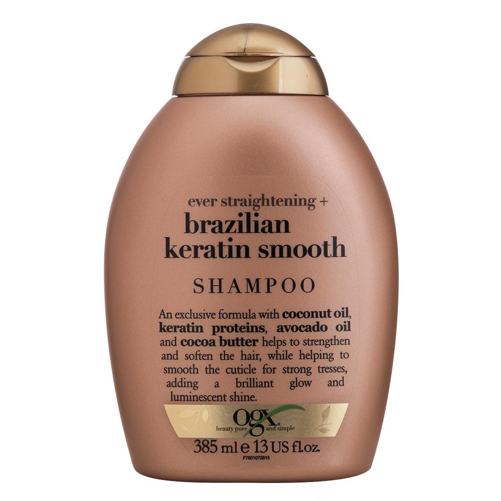 Shampoo OGX Brazilian Keratin Smooth 385 Ml